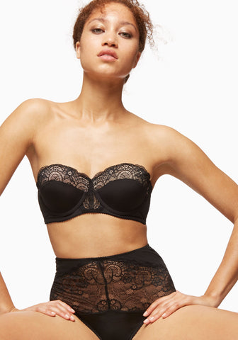 Escape Longline Strapless Bra