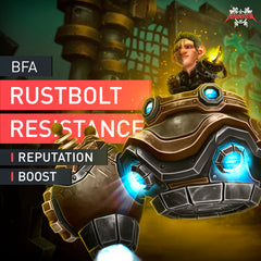 Rustbolt Resistance Reputation Farm Boost - MmonsteR
