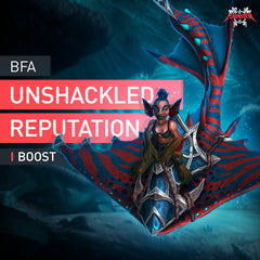 The Unshackled Reputation Farm Boost - MmonsteR
