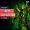 Tier 20 Mythic Armor Set - MmonsteR