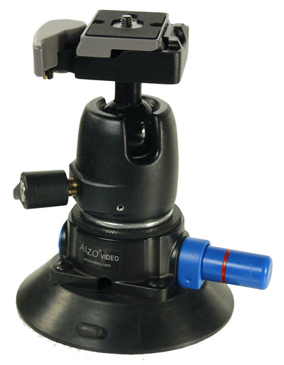 ALZO Suction Cup Mount Standard Ball Head
