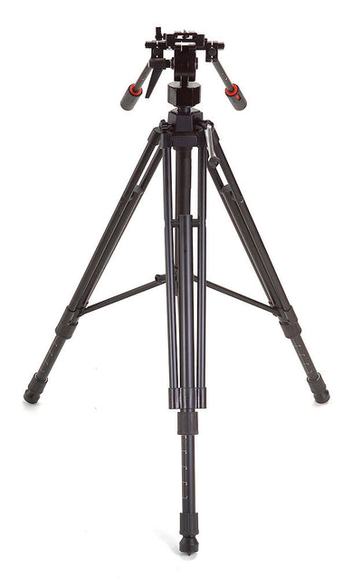 ALZO ProPod V Fluid Pan Head Video Tripod full view