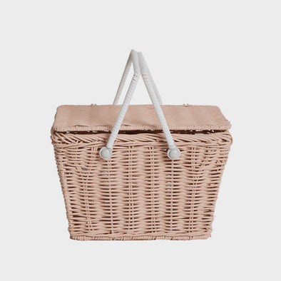 Korb Piki Basket Rose