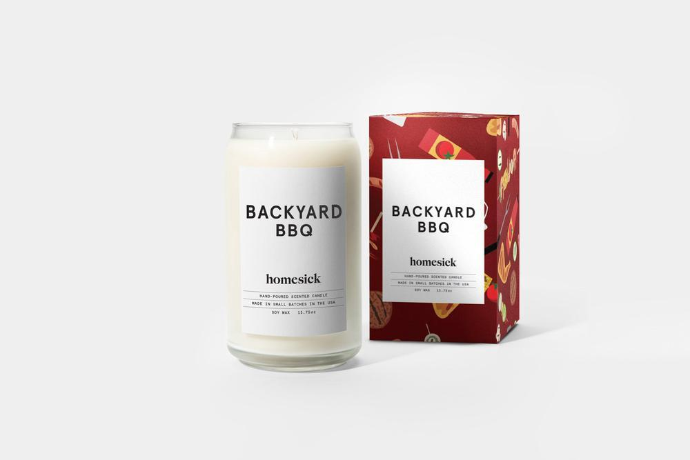 Backyard BBQ Candle