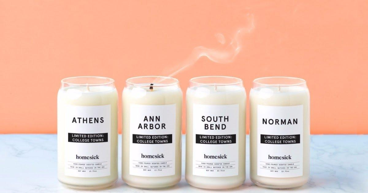 college town candles
