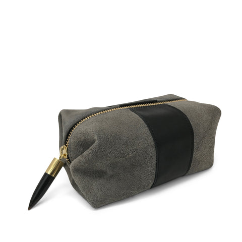 Dark Camo/Black Stripe Medium Pouch