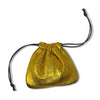 Kempton & Co. Mini Pouch Yellow Foil