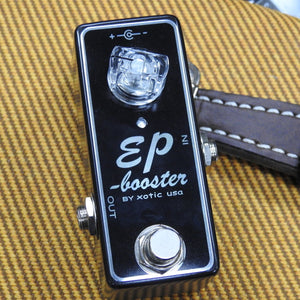 Xotic Effects EP Booster Mini Pedal
