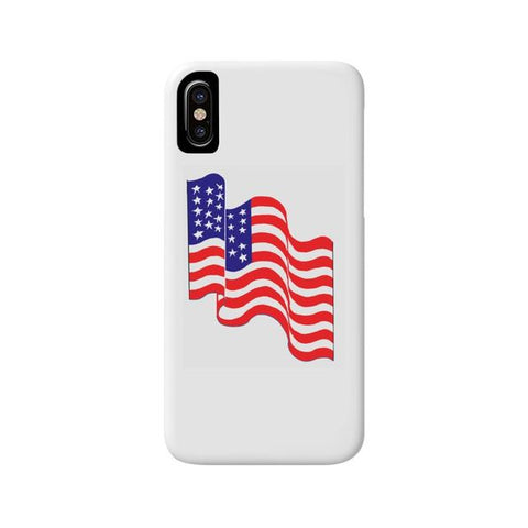 American Flag Phone Cover