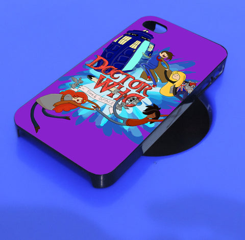 adventure time doctor who  iPhone, iPod, and samsung galaxy case