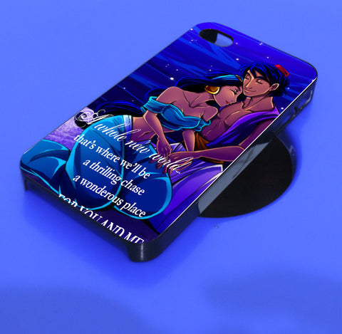 aladdin quotes_s3  iPhone, iPod, and samsung galaxy case