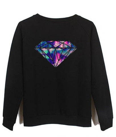 black diamond sweatshirt