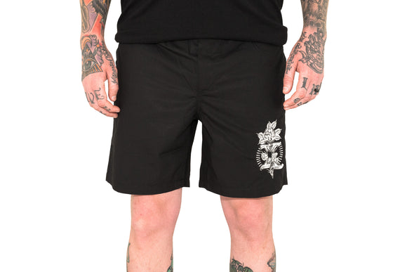 Beach Shorts - Black