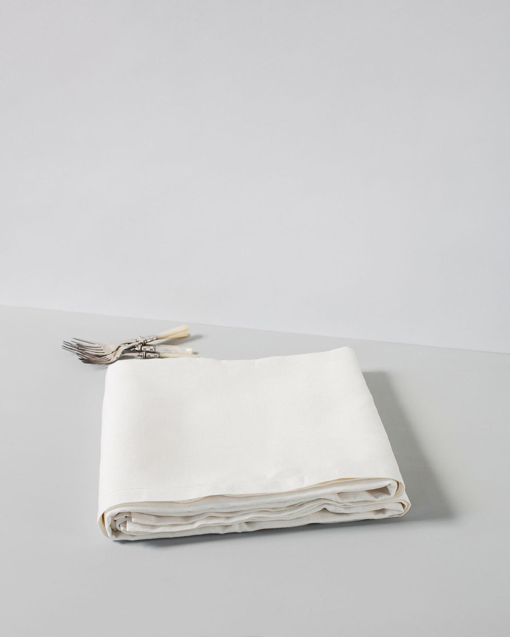 Irish Linen Table Cloth - Made to Order