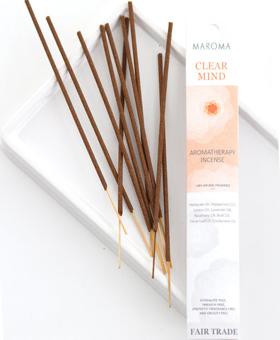 Clear Mind Aromatherapy Incense