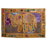 Elephant Wall Tapestry Small
