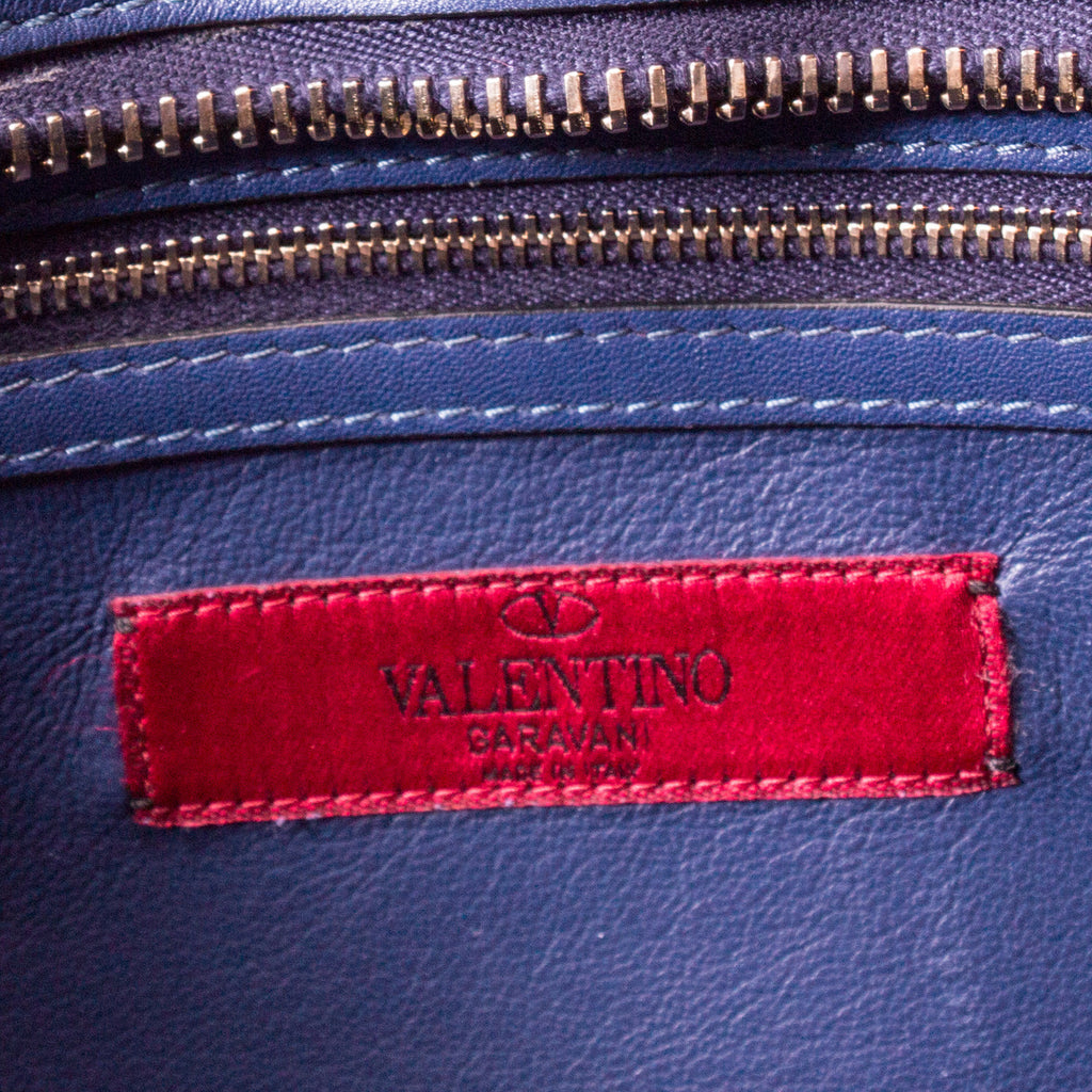 Valentino Double Handle Bag Bags Valentino - Shop authentic new pre-owned designer brands online at Re-Vogue