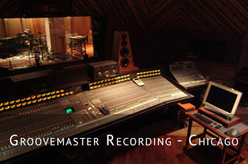 Groovemaster Recording - Chicago