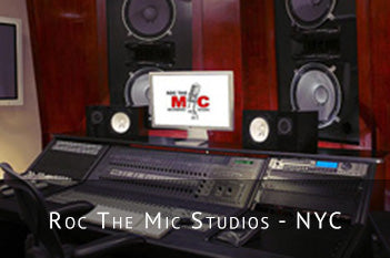 Roc the Mic Studios - NYC