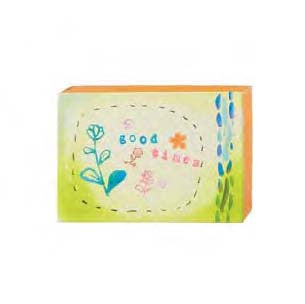 "#115788 - 6""W CANVAS WALL BLOCK-GD TIMES  -  48/CASE"