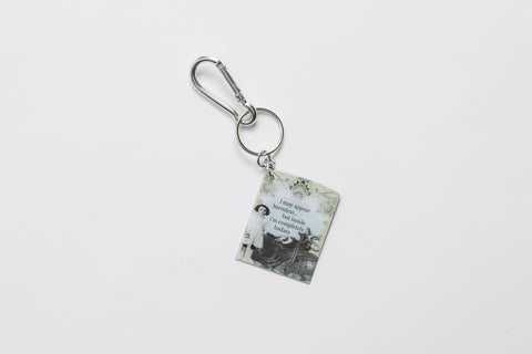 #A24990 - HLYCP KEYCHAIN APPEAR HARMLESS  -  200/CASE