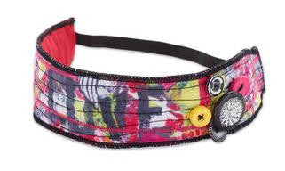 #D1003200003 - LOVE HEADBAND WITH BUTTONS  -  96/CASE