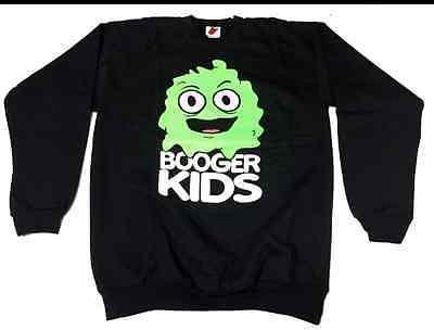 Booger kids Clothing Mens Authentic Quality Fashion CREWNECK SZ(XL) STYLE 25