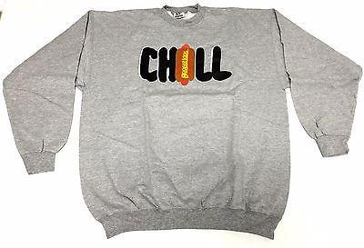 Booger kids Clothing Mens Authentic Quality Fashion CREWNECK SZ(XL) STYLE 50