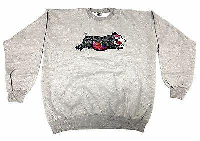 Booger kids Clothing Mens Authentic Quality Fashion CREWNECK SZ(XL) STYLE 56