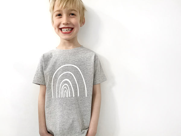 The Wild Rainbow Kids T-Shirt - thewildkidsapparel.com