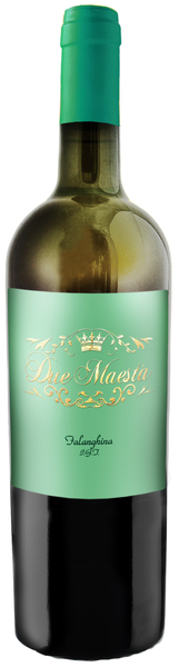 Falanghina IGT 2015 - Buy in Hong Kong - Supplier Delcivino - Due Maestà - Best Italian Wine