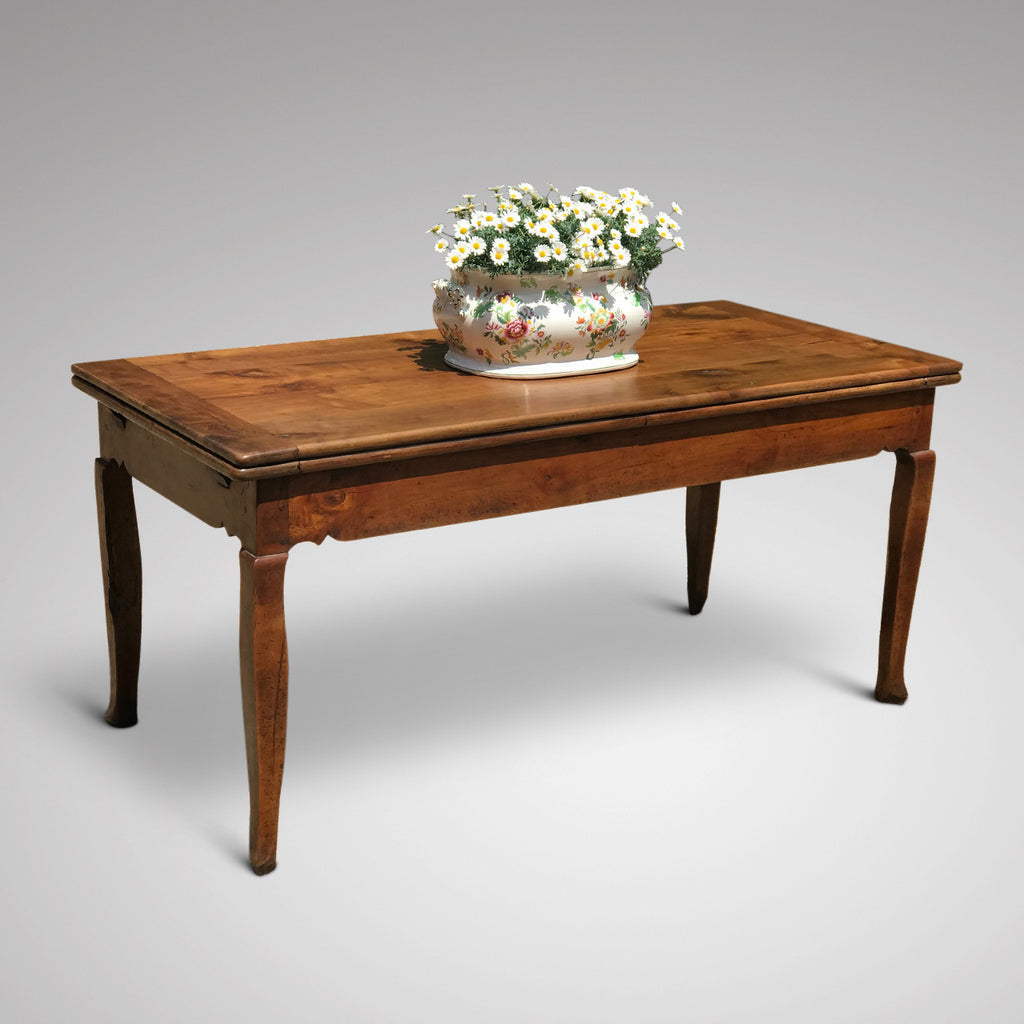 19th Century Fruitwood Extending Dining Table - Main View - 2