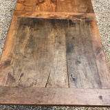 19th Century Fruitwood Extending Dining Table - Extended Leaf View - 8