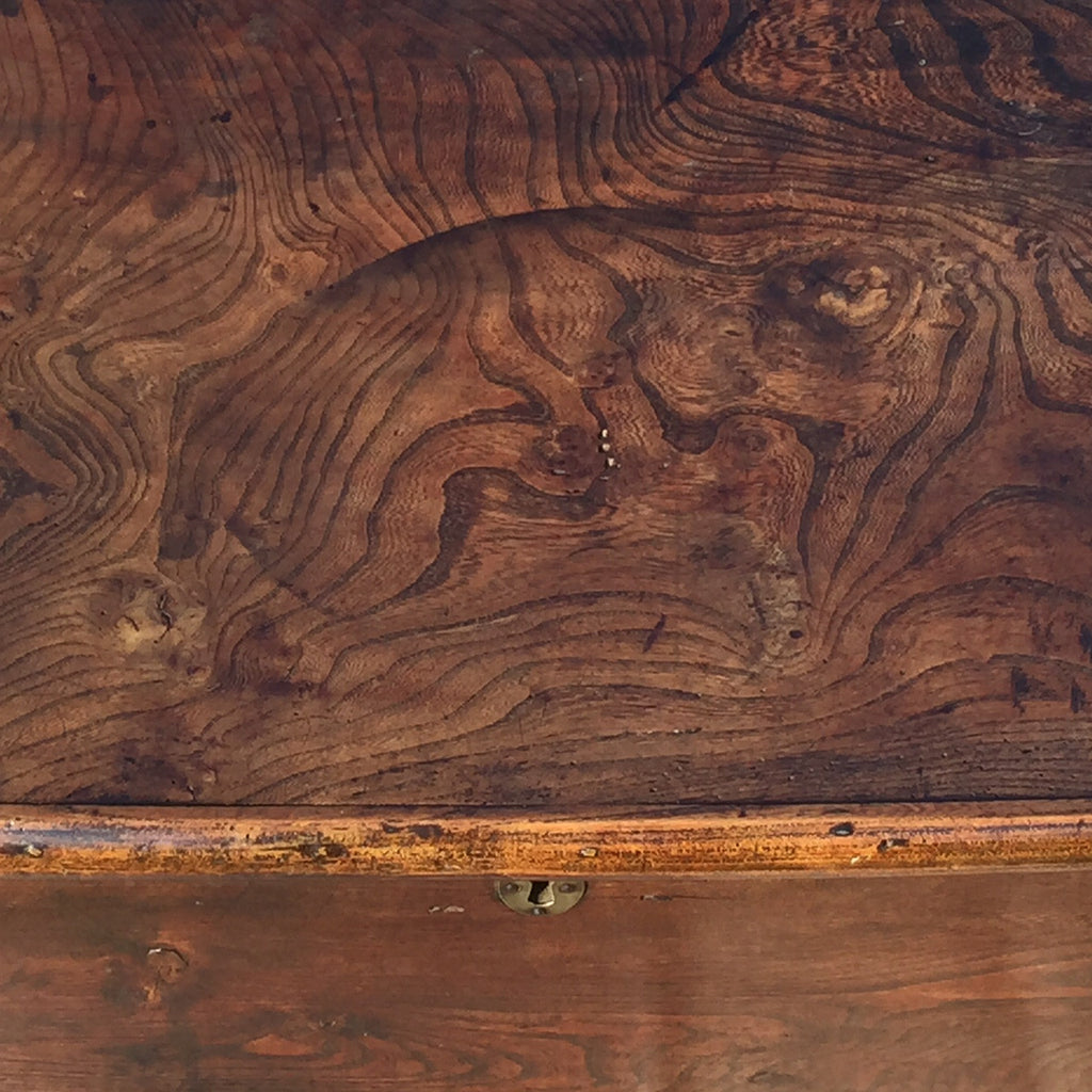 19th Century Elm Trunk/Coffee Table - Hobson May Collection - 7
