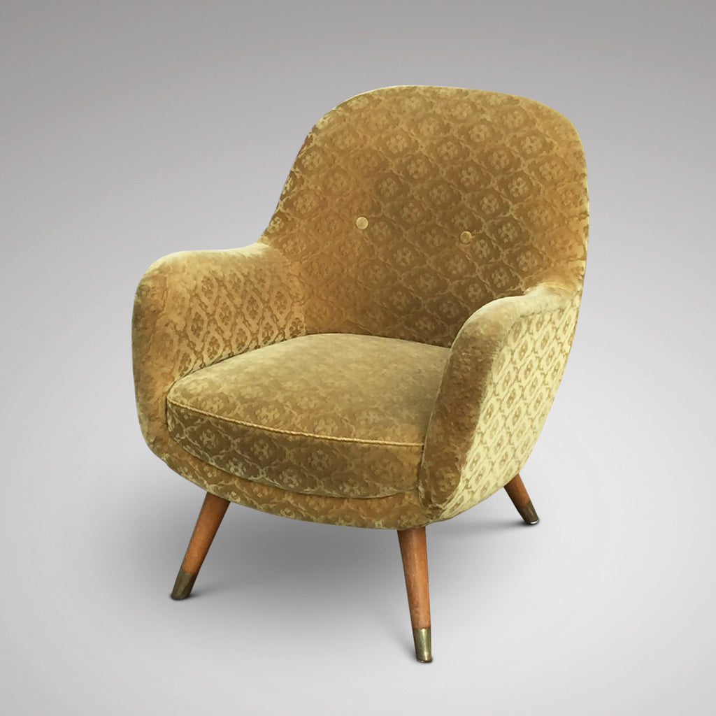 Fabulous 1950's Armchair - Hobson May Collection - 2