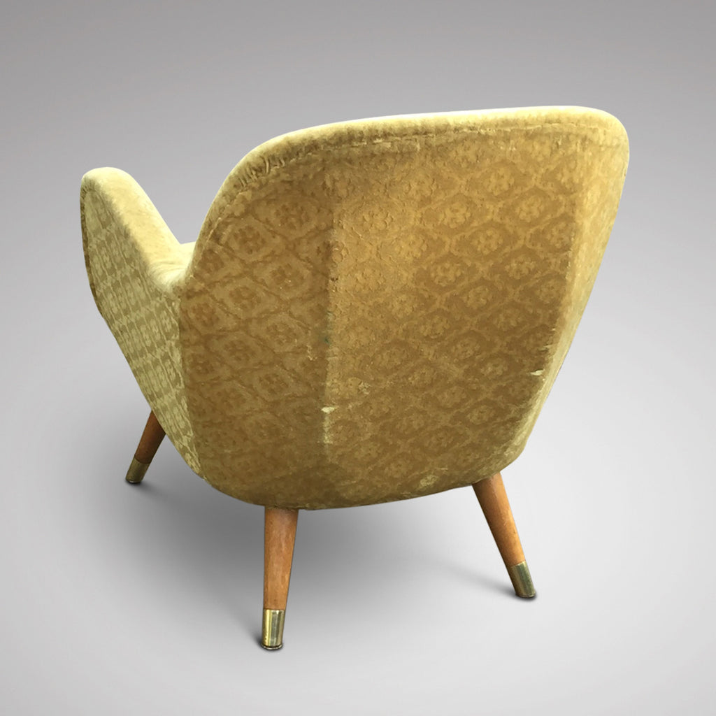 Fabulous 1950's Armchair - Hobson May Collection - 3