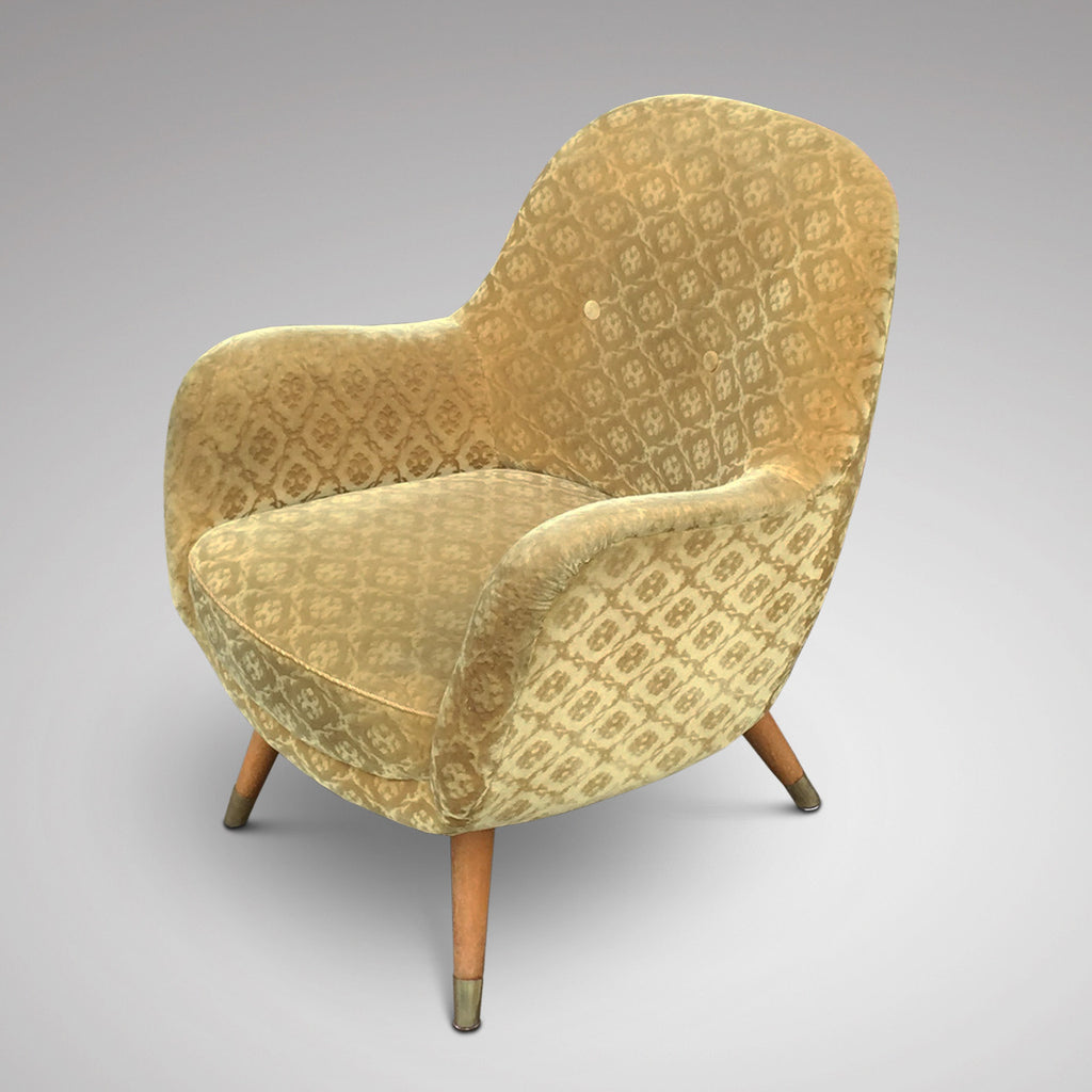 Fabulous 1950's Armchair - Hobson May Collection - 4