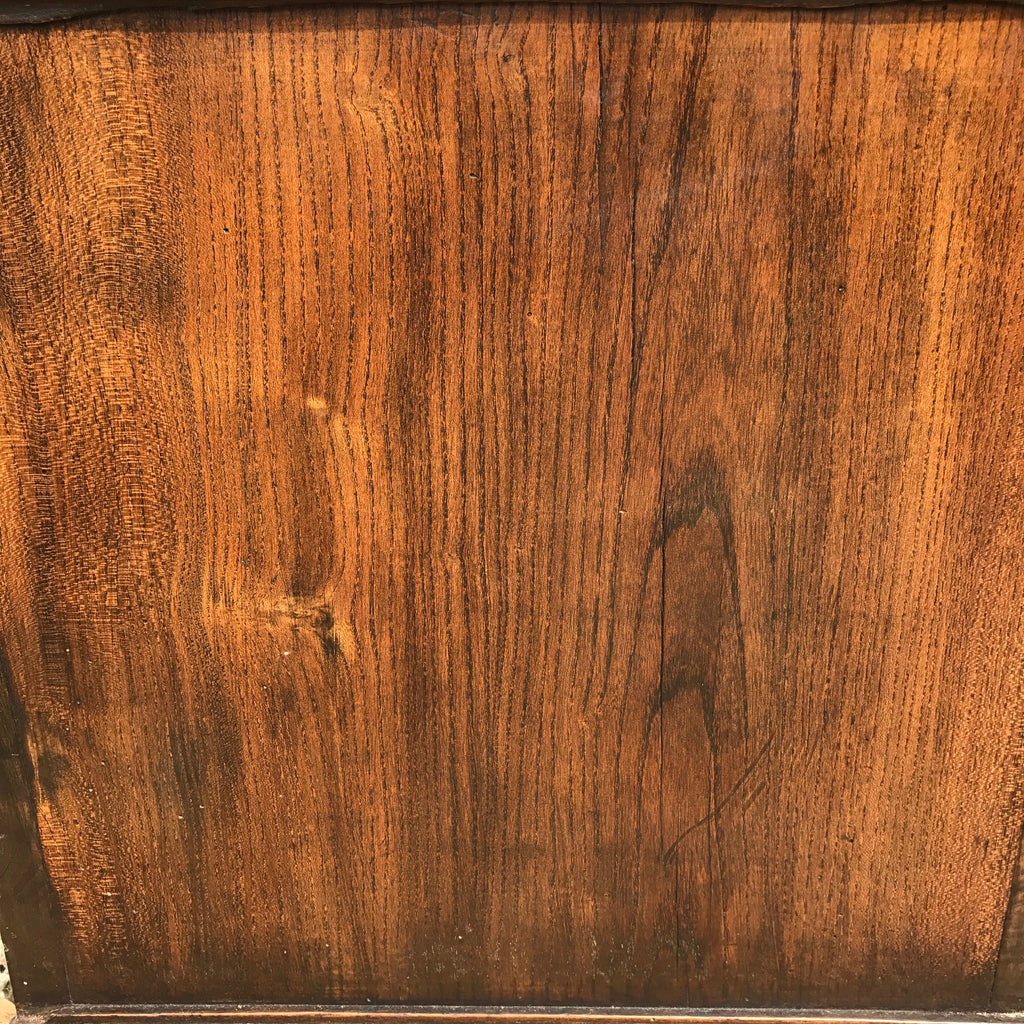19th Century Elm Coffer - Side View - 7