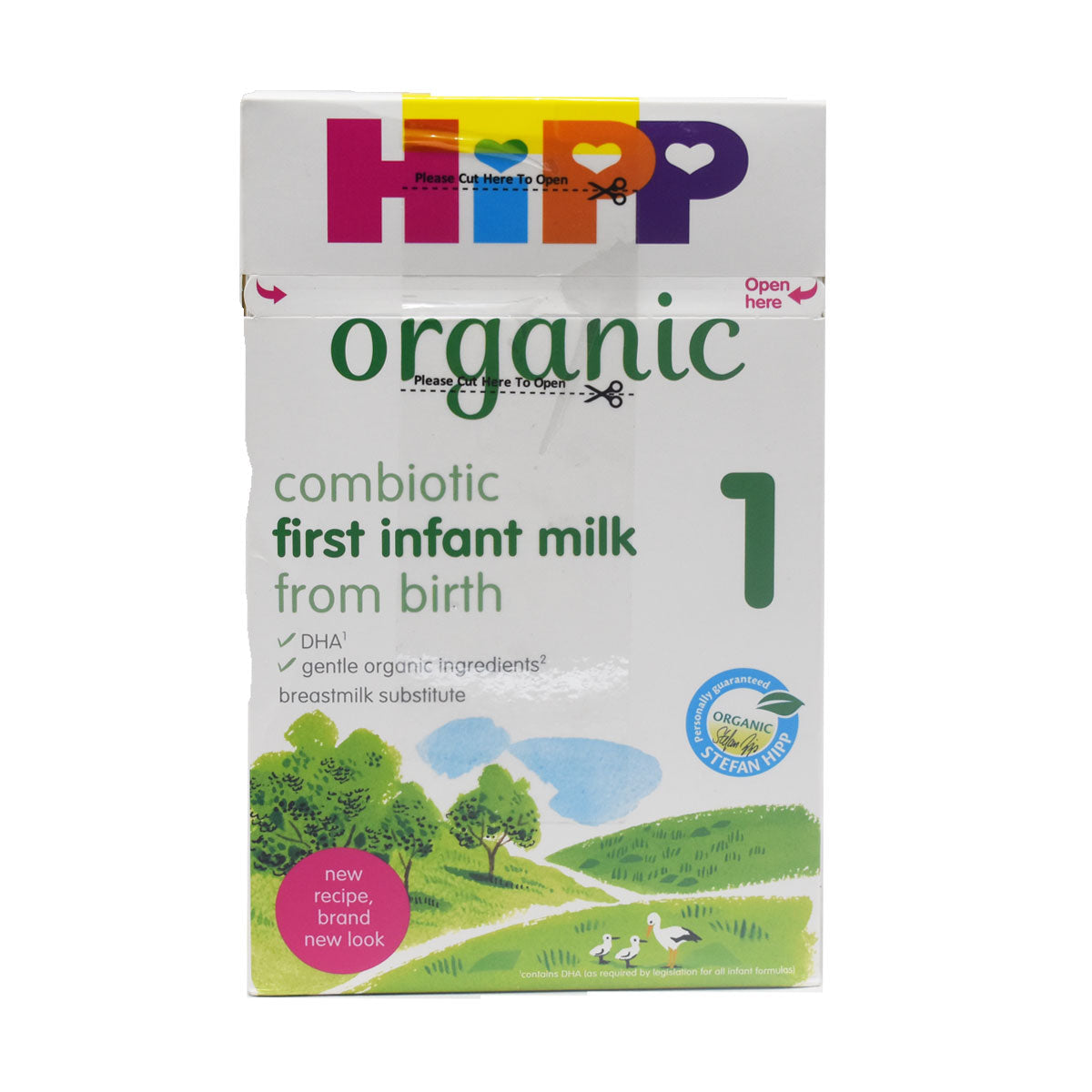 Hipp Organic Combiotic First Infant Milk (Stage 1) - 800g