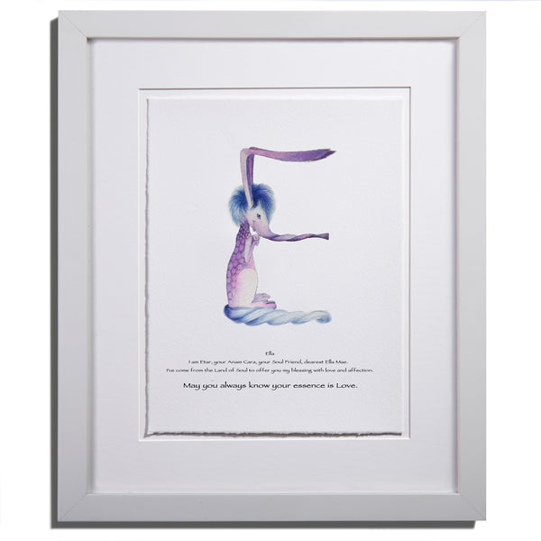 "Anam Caras ""Etar"" personalized print by Colleen Stratton - Anamabet Collection"