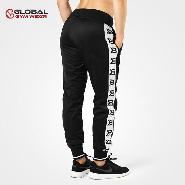 Better Bodies Trinity Track Pants Black back
