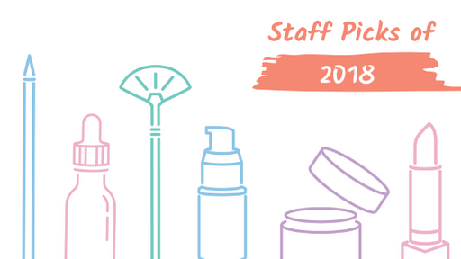 Staff Picks for 2018 - Ofracosmetics