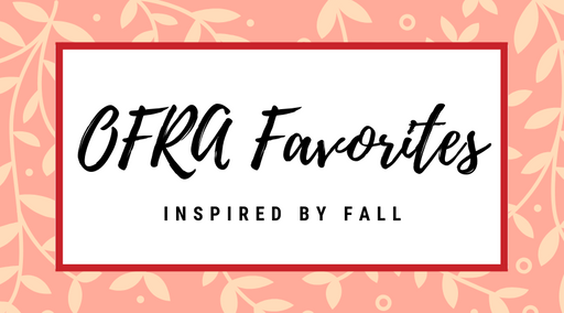 OFRA Favorites Inspired by Fall