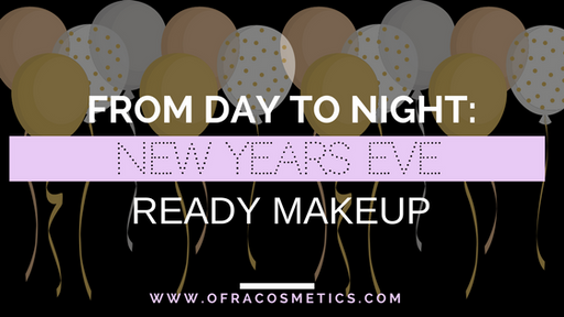 From Day to Night: New Years Eve Ready Makeup