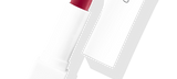 Default Title - mobile - Moisturizing Lipstick- Rose
