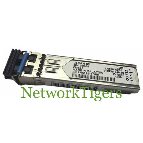 Cisco GLC-LH-SM 1 Gigabit BASE-LX/LH SFP Optical Transceiver