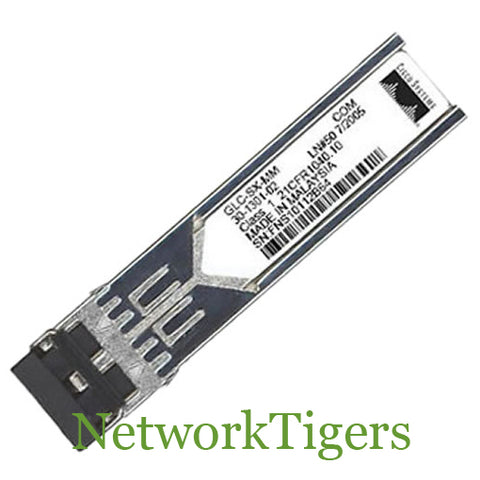 Cisco GLC-SX-MM 1x Gigabit BASE-SX (without DOM) SFP Transceiver