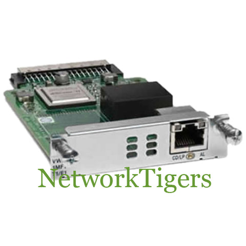 Cisco VWIC3-1MFT-T1/E1 1x T1/E1 Multiflex Trunk Router WAN Interface Card