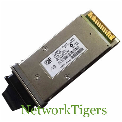 Cisco X2-10GB-SR 10 Gigabit BASE-SR X2 Optical Transceiver