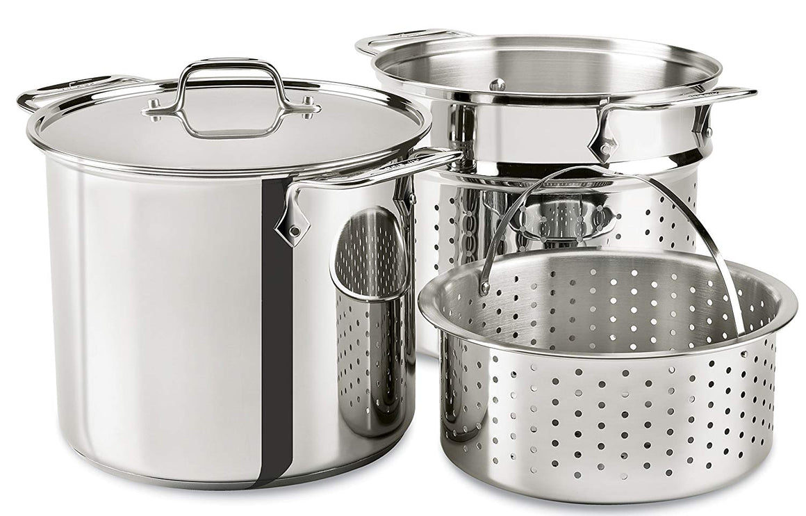 All-Clad Multicooker, 8Qt